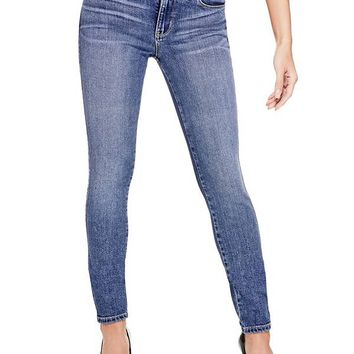 Sexy Curve Mid-Rise Jeans at Guess