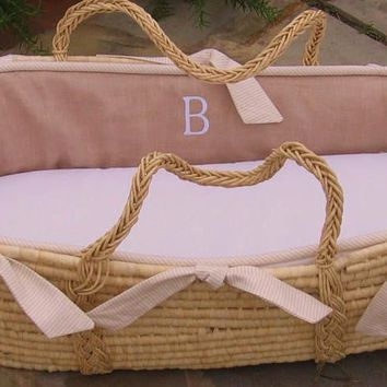 Natural Collection Moses Basket