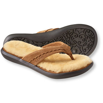 Women's Wicked Good Flip-Flops: Slippers | Free Shipping at L.L.Bean