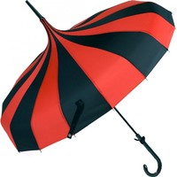 Carousel [Black-Red]| UMBRELLA