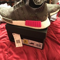 NMD R1 Adidas Size 8 1/2 Mint Condition