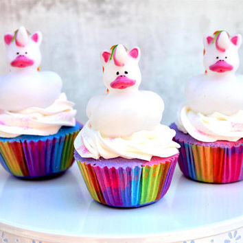 Unicorn Cupcake - Unicorn Bath Bomb - Cupcake Bath Bomb - Bath Bomb Cupcake - Unicorn Birthday Favors - Unicorn Party Favors - Unicorn Lover