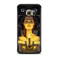 Belle And The Beast Disney Samsung Galaxy S6 Edge Cases