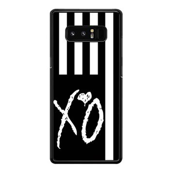 Xo Flag Samsung Galaxy Note 8 Case