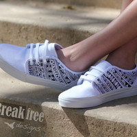 Tribal VANS 106 Vulcanized  -Made to Order