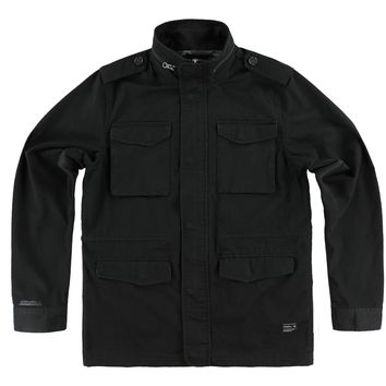O'Neill Men's Full Zip MC65 Military Jacket