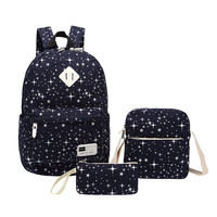 On Sale Bedroom Hot Deal Backpack Korean Lovely Canvas Bedding Set [8384601031]