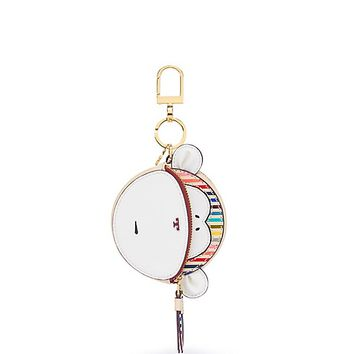 Tory Burch Monkey Key Fob