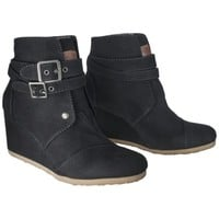 Women's Mad Love Leorah Chukka Bootie -  Black