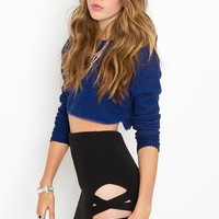 Crosswalk Skirt in  Clothes at Nasty Gal