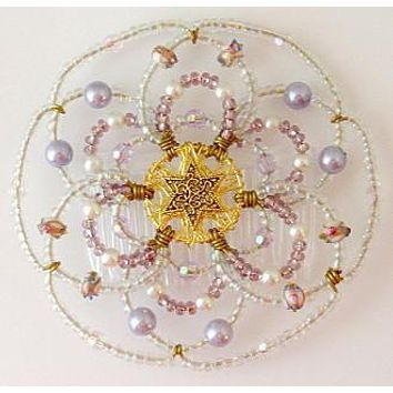Beaded Kippah For Women In 50 Color Designs !