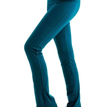 Beckons Love Boot Cut Leggings for Yoga