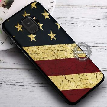 American Flag Primitive iPhone X 8 7 Plus 6s Cases Samsung Galaxy S9 S8 Plus S7 edge NOTE 8 Covers #SamsungS9 #iphoneX