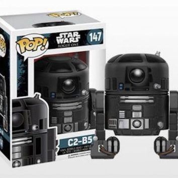 Funko Pop Rogue One A Star Wars Story C2-B5 #147 Vinyl Figure Toy Doll New