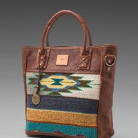 WILL Leather Goods Oaxacan Tote in Cognac from REVOLVEclothing.com