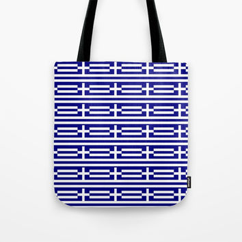 flag of greece 2-Greece,flag of greece,greek,Athens,Thessaloniki,Patras,philosophy,theater,tragedy Tote Bag by oldking