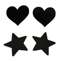 Star & Heart Pasties