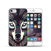 Fox Colors Trippy Phone Case For iPhone 7 7Plus