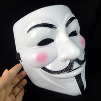 Anonymous Guy Fawkes Fancy Mask