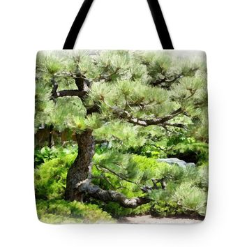 "Sunny Summer Day Tote Bag for Sale by Ann Powell (13"" x 13"")"