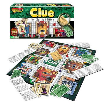Winning Moves-Clue Classic Edition