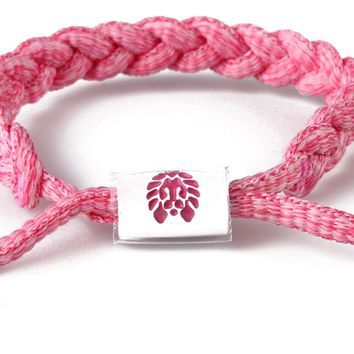 Rastaclat Peppermint MiniClat Womens Kids Braided Shoelace Bracelet RCW001PPRM