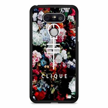 Twenty One Pilots Skeleton Clique 2 LG G5 Case