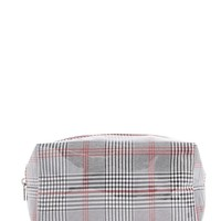 Plaid Makeup Pouch