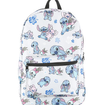 Disney Lilo & Stitch Stitch Scrump & Angel Backpack