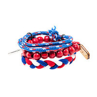 Fierce 3 pack red white blue