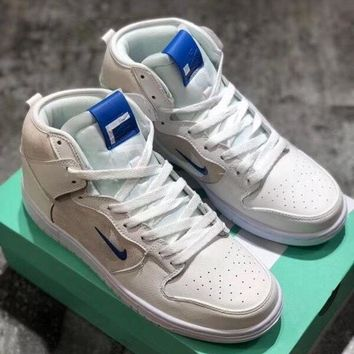 PEAP2Q soulland x nike sb dunk high top fri day men sneaker