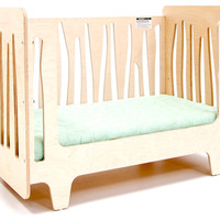 Funky Forest Toddler Bed (Conversion Kit) - Modern - Crib Accessories - by NUMI NUMI Design LLC