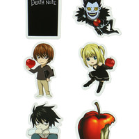 DEATH NOTE COLLECTION MAGNET