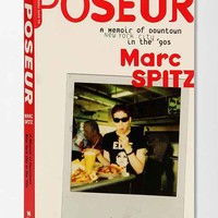 Poseur By Marc Spitz- Assorted One