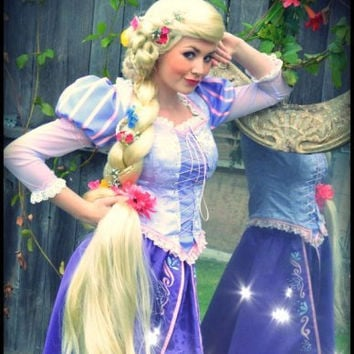 Rapunzel/tangled costume wig Adult NEW PRICE