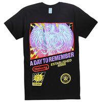 A Day To Remember 8-Bit Cartridge T-Shirt
