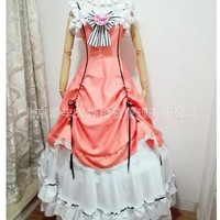 Black  Butler  Phantomhive  Cosplay  Costumes