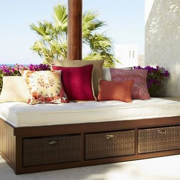 Chatham Platform Storage Daybed & Cushion