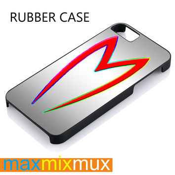 Speed Racer Mach iPhone 4/4S, 5/5S, 5C, 6/6 Plus Series Rubber Case