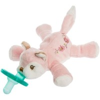 Mary Meyer Wubbanub Itsy Glitzy Fox Pacifier