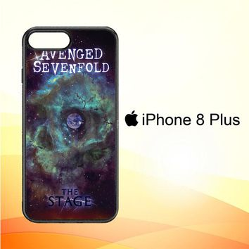 Avenged Sevenfold The Stage  Z4091 iPhone 8 Plus Case