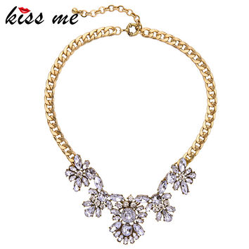 New Styles Collares 2015 Fashion Jewelry Resin Stone Antique Bib Statement Necklace