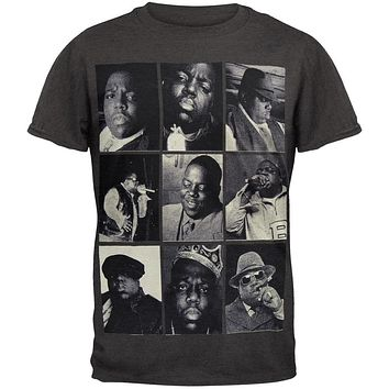 Notorious B.I.G. - Collage Soft T-Shirt