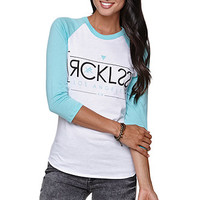 Young and Reckless Mirror Raglan Tee at PacSun.com