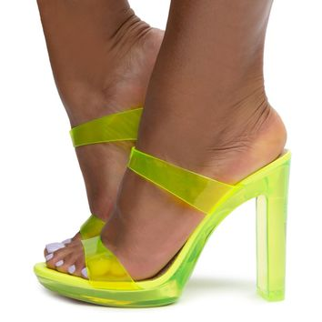 Known-S High Heels