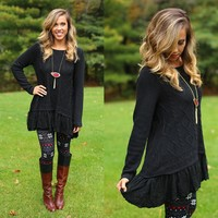 I Feel Pretty Sweater Dress