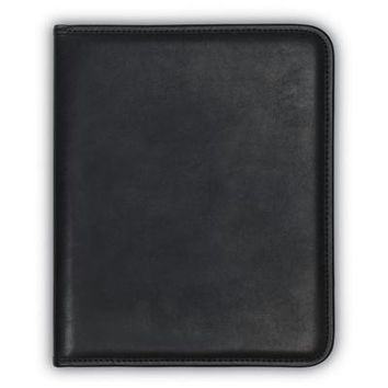 Padfolio Profssnal Leather Blk