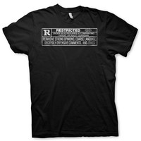 Rated R Men's Tee