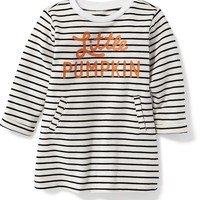 French-Terry Dress for Baby | Old Navy