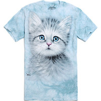 The Mountain Blue Eyed Kitten Tee at PacSun.com